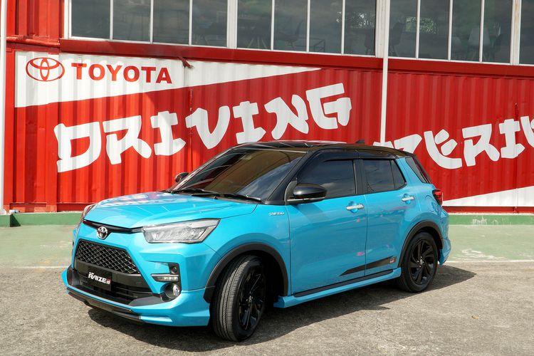 Toyota Raize resmi meluncur April 2021.