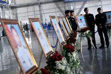 TNI AL Terima Akta Kematian 53 Awak KRI Nanggala-402