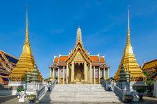 Bangkok di Thailand Bakal Terima Turis Asing pada 15 Oktober 2021