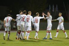 Inggris Vs Denmark, Kartu Merah Maguire Warnai Kekalahan The Three Lions