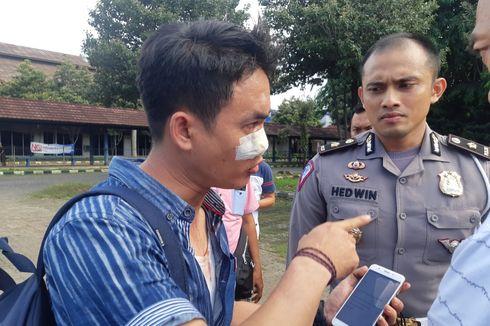 Fakta Pengeroyokan Wartawan Media Online Dekat Kantor Satpas SIM Daan Mogot