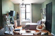 Melirik Sage Green, Warna Cat yang Sedang Tren untuk Percantik Rumah
