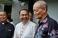 Uskup Agung Semarang Maafkan Penyerang Gereja Santa Lidwina