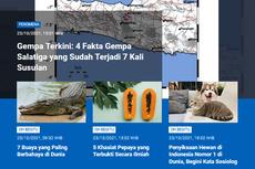 [POPULER SAINS] Fakta Gempa Salatiga   Buaya Paling Berbahaya di Dunia