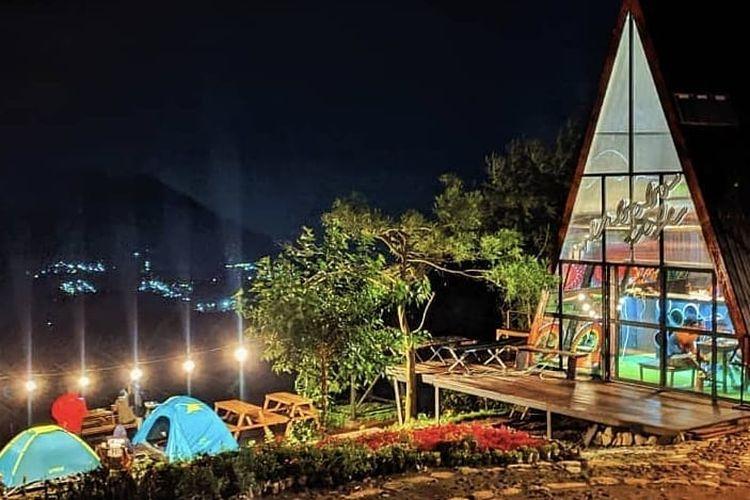 Merbabu View & Cafe, Kopeng, Semarang DOK. Instagram.com/merbabuview