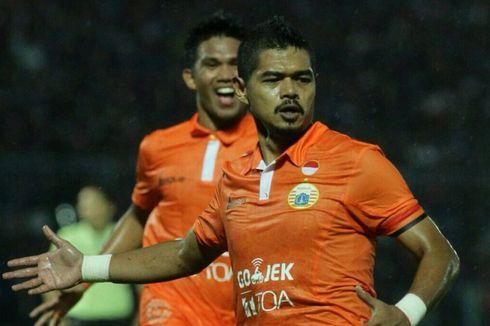 Hasil Liga 1, Gol Bepe Antarkan Persija Raih Satu Poin di Markas Arema