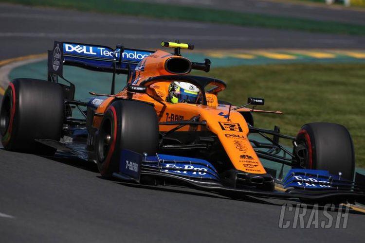 Tim McLaren F1 2019