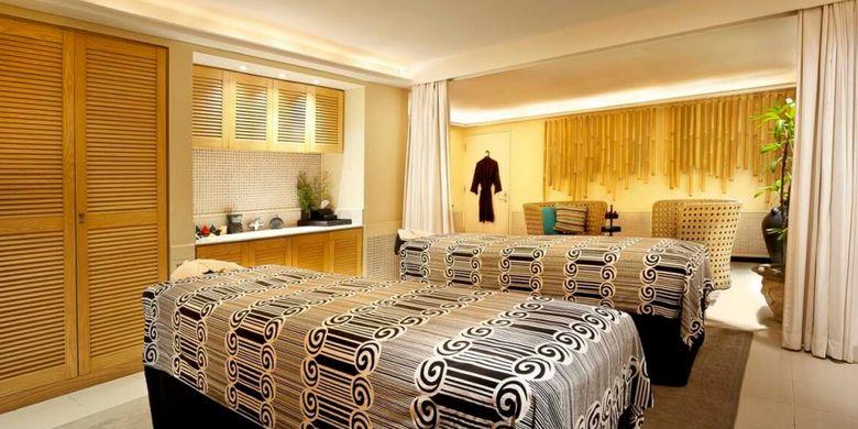 Ruangan Rock Spa di Hotel Hard Rock Bali.