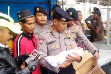 Bayi Ditemukan Dalam Kardus bersama Uang Rp 50.000