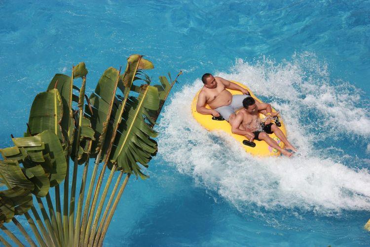Wahana di Go! Wet Waterpark.