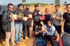 Sempat Diwarnai Aksi Kejar-kejaran, BNNP Jambi Ringkus Bandar Sabu 7 Kg