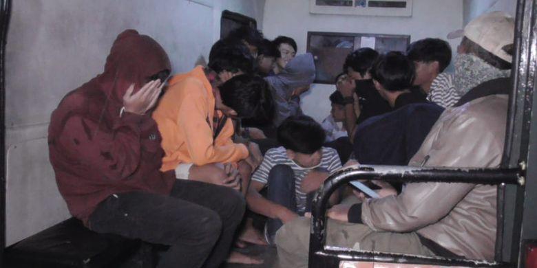 Sederet Kasus Tawuran Antar Pelajar Di Tengah Pandemi Corona Halaman All Kompas Com