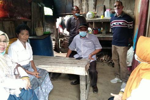 Anggota DPRD Bawa Seng dan Paku, Perbaiki Rumah Nyaris Ambruk eks TKI Malaysia di Nunukan