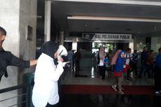 Mal Pelayanan Publik Siola Surabaya Terbakar, Warga Berhamburan Keluar