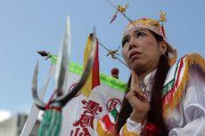 Pandemi Covid-19, Parade Tatung di Perayaan Cap Go Meh Kota Singkawang Ditiadakan