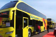 Kemenhub Sebut Sasis Bus Tahir Foundation Bukan untuk Bus Tingkat