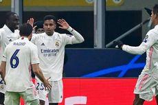 Madrid Vs Sociedad, 4 Pemain Los Blancos Pulih dari Cedera
