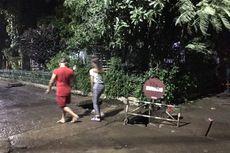 Akhir Pencarian Bocah yang Hanyut di Saluran Air yang Rusak di Mampang...