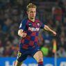 Barcelona Konfirmasi Frenkie de Jong Cedera Otot Betis