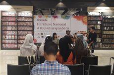 Hari Buku Nasional, 1 Buku Mampu Tumbuhkan Harapan Baru