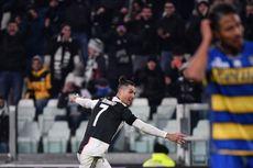 Juventus Vs Parma, Ronaldo Bikin Rekor, Bianconeri Jauhi Inter Milan