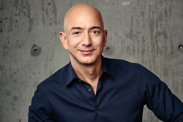 Pendiri Amazon, Jeff Bezos