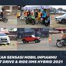 Daftar Mobil yang Bisa Dijajal Selama IIMS Hybrid 2021, Ada Tesla Juga
