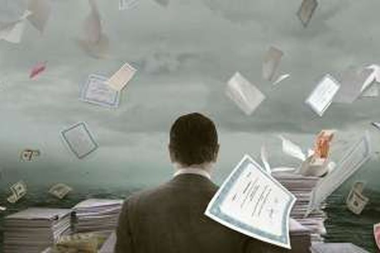 Jutaan dokumen, yang disebut