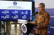 Pemerintah Sebut Kasus Covid-19 di DKI Jakarta Cukup Stabil