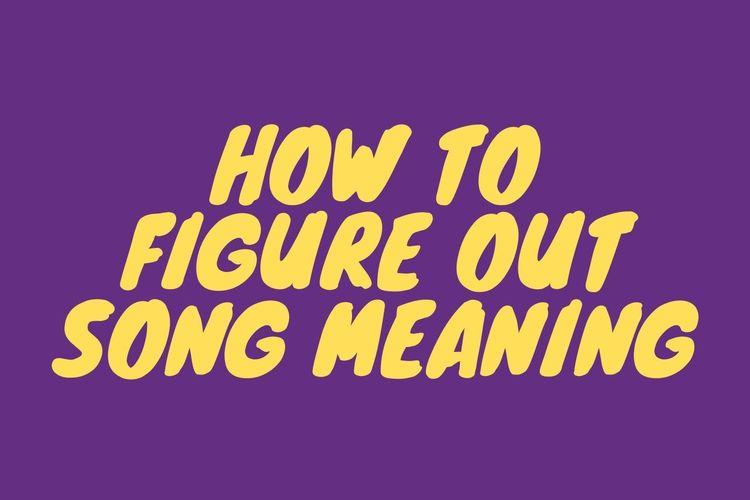 Ilustrasi cara mengetahui makna lagu dalam bahasa Inggris.