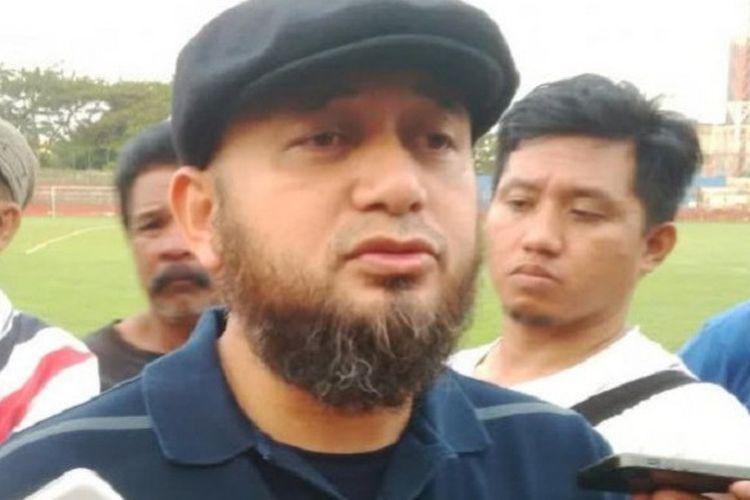 CEO PSM Makassar, Munafri Arifuddin.
