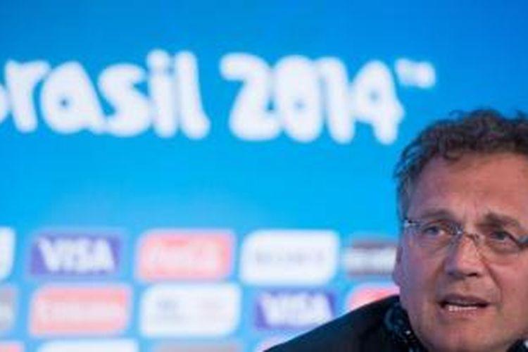 Sekretaris Jendereal FIFA Jerome Valcke