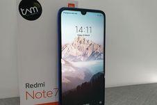 Hands-on Redmi Note 7