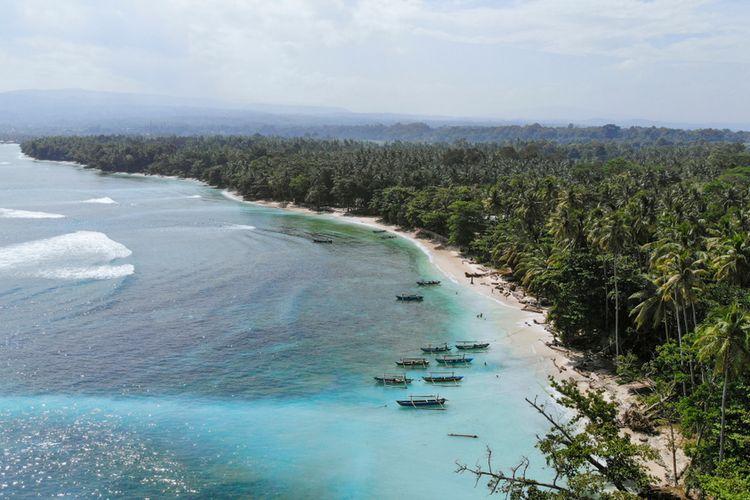 Pantai Krui, Lampung