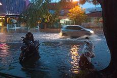 Diguyur Hujan Lebat, Pengendara Diminta Waspada Jalan Padang-Solok Longsor
