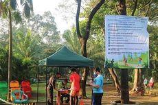 Taman Tebet Akan Difungsikan Pengendali Banjir, Bakal Terendam Air Hujan