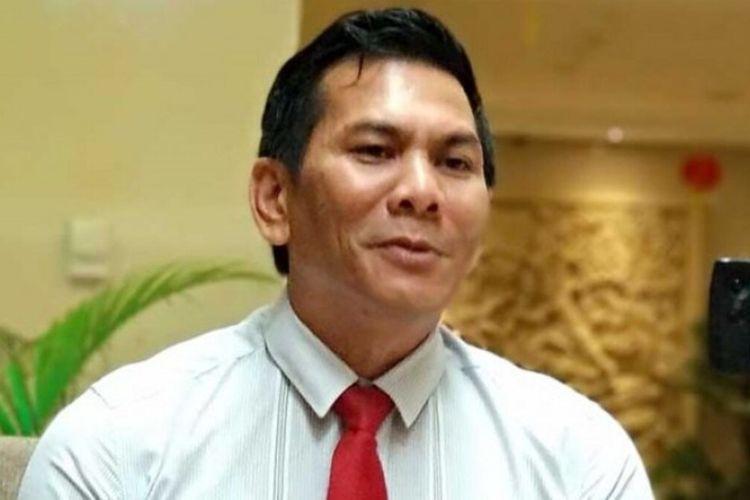 Ketua Bawaslu Kalbar Ruhermansyah.