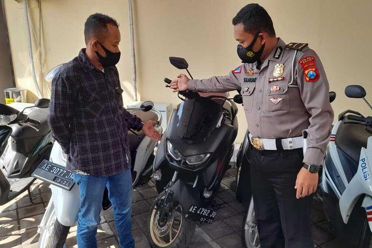 Pemotor di Ngawi yang menewas seorang pejalan kaki memilih kabur dan menjadi buron selama 4 bulan karena akan melangsungkan pernikahan.