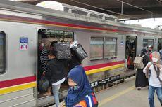 Mulai Hari Ini Perjalan KRL dari Stasiun Bogor ke Tanah Abang Alami Perubahan