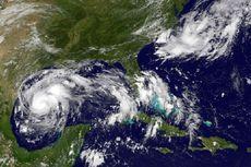 Badai Harvey Bakal Terjang Texas dalam Hitungan Jam