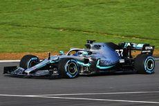 Hasil Kualifikasi F1 70th Anniversary GP: Kalahkan Hamilton, Bottas Rebut Pole Position