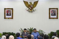 Jusuf Kalla: Presiden Ada Keppres, Menteri Ada Kepmen, Wapres Tidak Ada Kepwapres