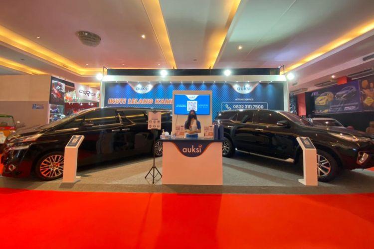 Lelang mobil mewah bersama AUKSI di IIMS Hybrid 2021