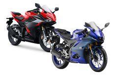 Komparasi Yamaha R15 v4 Vs Honda All New CBR150R, Unggul Mana?