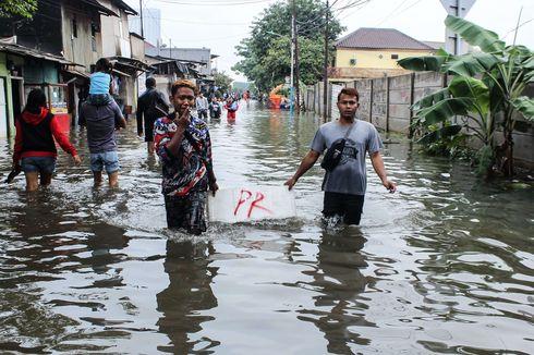 BMKG: Waspada Potensi Banjir di Jakarta Selatan dan Bogor Hari Ini