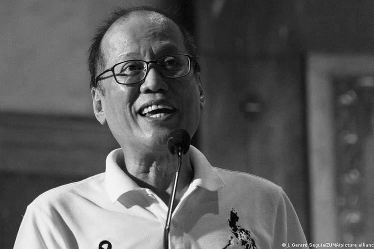 Former Philippine President Benigno Aquino III