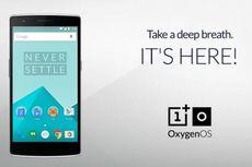 OxygenOS Resmi Dirilis OnePlus