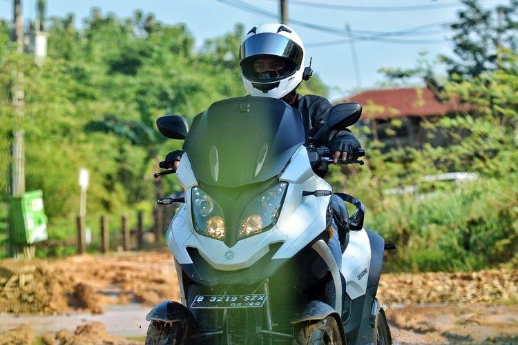 Test Ride Qooder