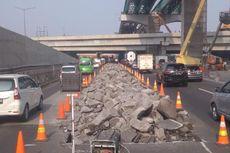 Ada Pemeliharaan Tol Jakarta-Cikampek, Begini Rekayasa Lalu Lintasnya Selama Lima Hari