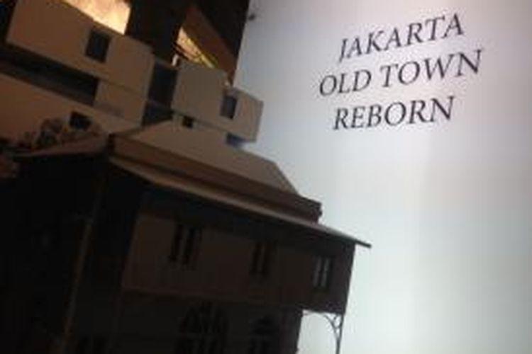 Revitalisasi Kota Tua, Jakarta.